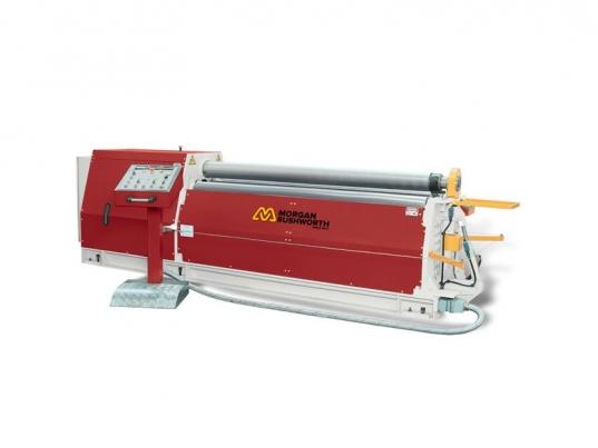 Morgan Rushworth DPBH-4 4100/280 Hydraulic 4 Roll Plate