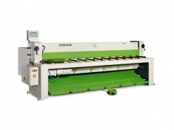 Cidan TURBO 15 Cut to Length Line Machine