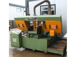 UM3057 Rusch 340 Automatic Vice Feed Bandsaw