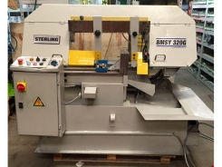 UM10057 Sterling BMSY 320 G Roller Feed Horizontal Bandsaw