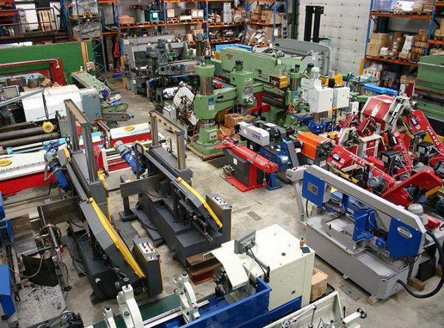 RS Machinery Aberdeen Warehouse