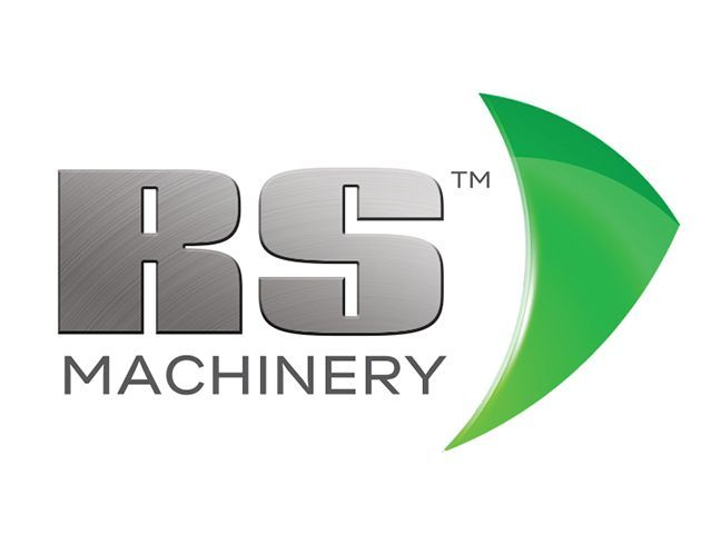 RS Machinery Logo