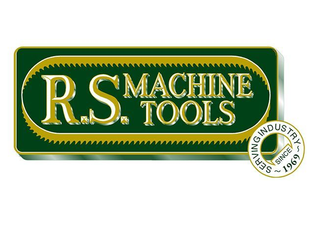 RS Machine Tools Logo