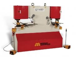 Morgan Rushworth HSDP 95 Hydraulic Double Punching Machine
