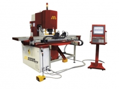Morgan Rushworth HSP CNC 125 Hydraulic Punching Machine