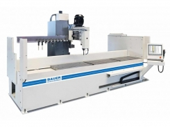 Bauer Bohrmax CNC Automatic Drill and Mill