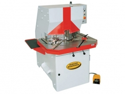 Variable Angle Hydraulic Corner Notcher Machines